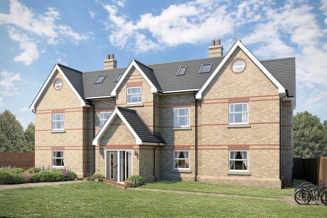 Thumbnail Flat for sale in Garden Lane, Royston