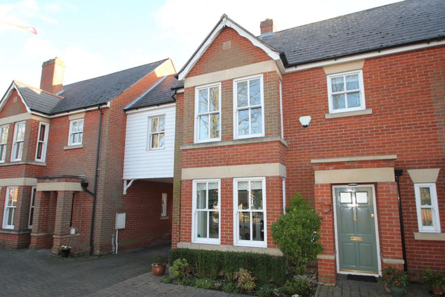 Thumbnail Link-detached house for sale in Maldon Road, Colchester