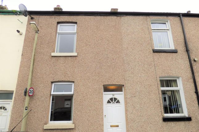 Thumbnail Terraced house to rent in Hill Street, Carnforth