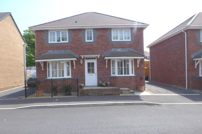 Thumbnail Property for sale in Cae Morfa, Skewen, Neath
