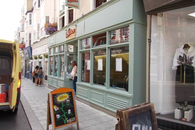 Thumbnail Retail premises to let in East Street, Brighton