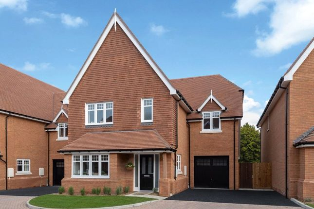 Thumbnail Detached house for sale in Redwood Close, Guildford, Surrey