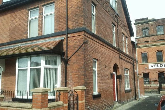 Thumbnail Shared accommodation to rent in Bedford Street, 4Ba, Bolton
