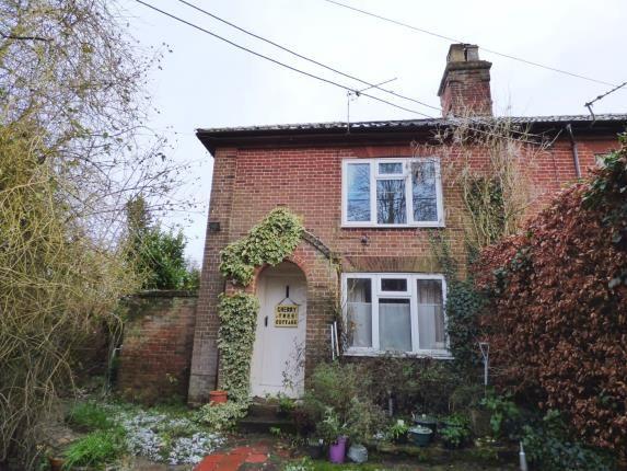 Thumbnail Semi-detached house for sale in Swardeston, Norwich, Norfolk