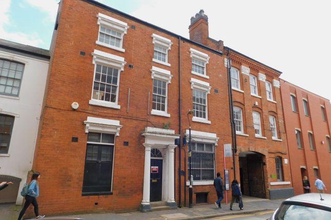 Thumbnail Office for sale in 35 & 37 Vittoria Street, Birmingham
