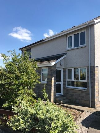 Thumbnail 2 bed semi-detached house to rent in Calside Drive, Dumfries