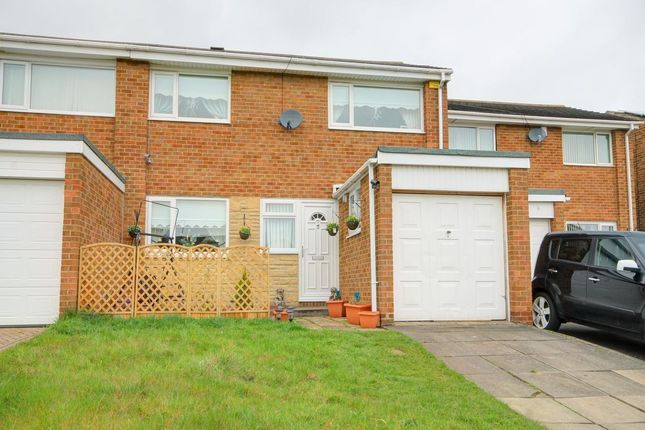 Thumbnail Semi-detached house for sale in Chatton Close, Chester Le Street