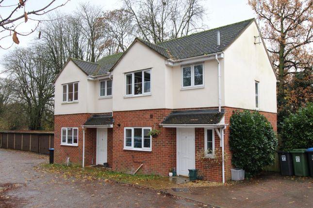 Thumbnail Semi-detached house for sale in Chalfont Mews, Hemel Hempstead