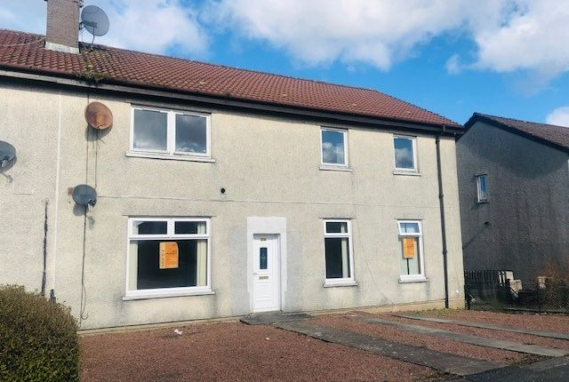 Thumbnail Flat to rent in 36 Netherthird Road, Cumnock