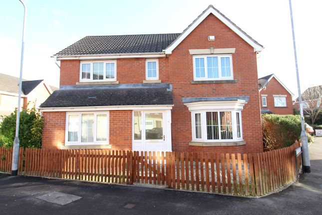 Thumbnail Detached house for sale in Brigantine Way, Newport