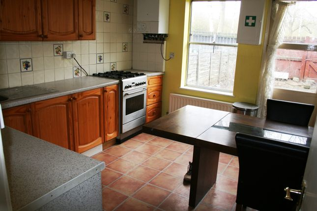 Thumbnail Terraced house to rent in Galsworthy Close, Thamesmead, London