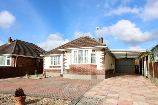 Thumbnail Detached bungalow for sale in Yarrells Lane, Upton, Poole