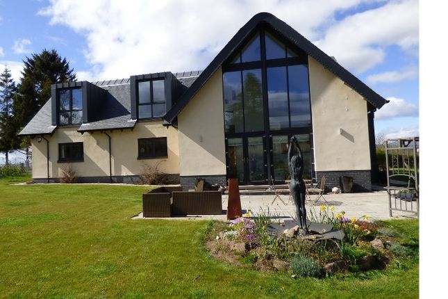 Thumbnail Detached house for sale in Eassie, Dundee
