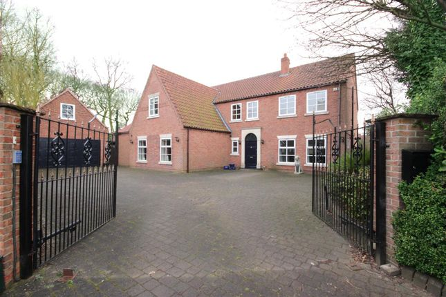Thumbnail Detached house for sale in Church Lane, Bessacarr, Doncaster
