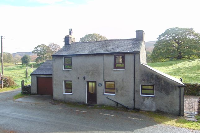 Thumbnail Cottage to rent in Woodland, Broughton-In-Furness