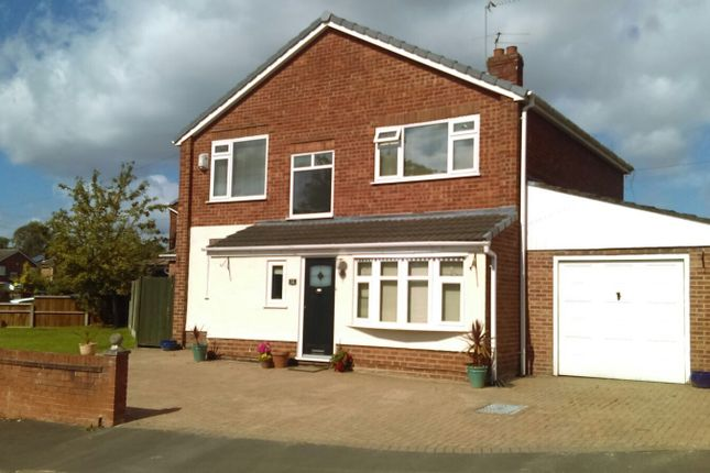 Thumbnail Detached house for sale in Laurel Drive, St. Helens