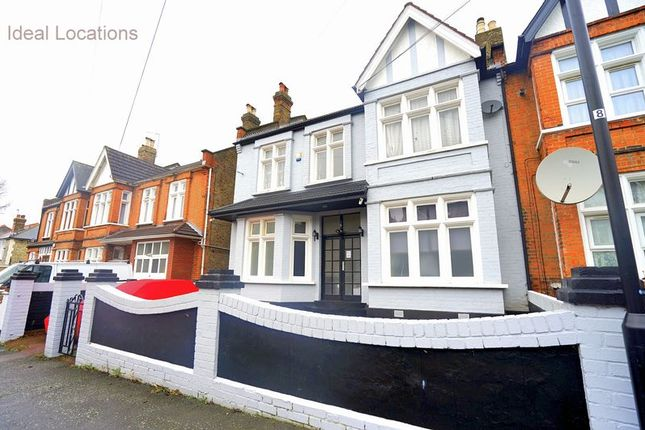Thumbnail Semi-detached house for sale in Double Fronted House, Chadwick Road, Upper Leytonstone London