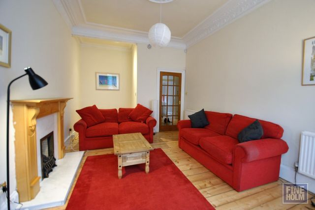 Thumbnail Flat to rent in Havelock Street, Hillhead, Glasgow, Lanarkshire