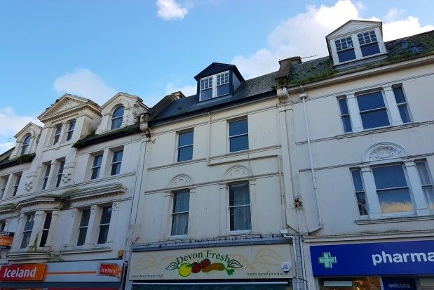 Thumbnail Maisonette to rent in Victoria Street, Paignton
