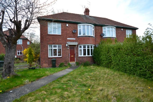 Thumbnail Flat to rent in Langholm Road, Gosforth, Newcastle Upon Tyne