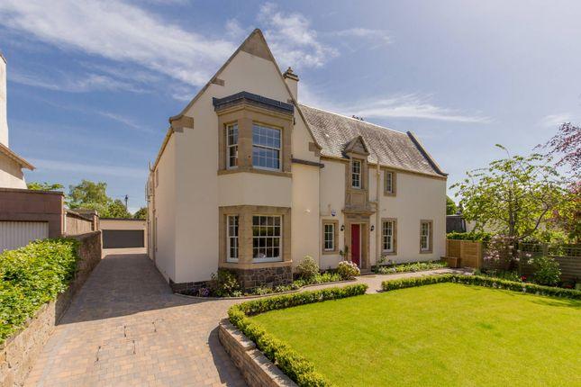 Thumbnail Detached house for sale in Succoth Avenue, Edinburgh