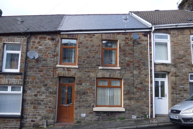 Thumbnail Terraced house for sale in Alexandra Rd, Pontycymmer, Bridgend