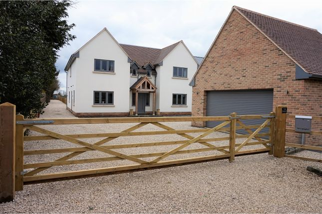 4 bedroom detached house for sale in East Drive, Caldecote, Cambridge