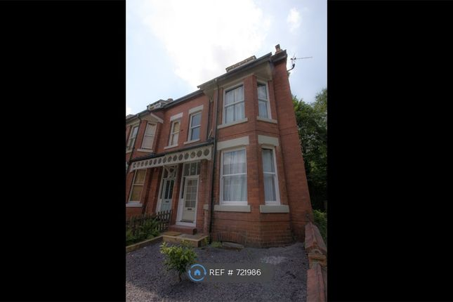 Thumbnail Room to rent in St. Albans Avenue, Stockport