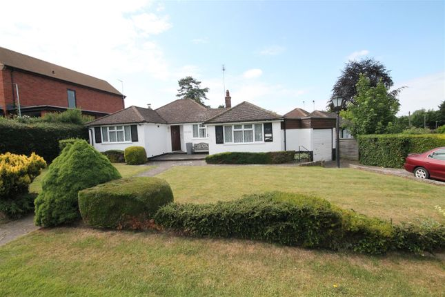 Thumbnail Detached bungalow for sale in Goodyers Avenue, Radlett