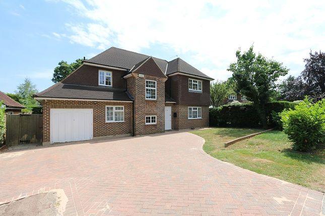 Thumbnail Detached house for sale in Woodlands Park, Guildford, Surrey