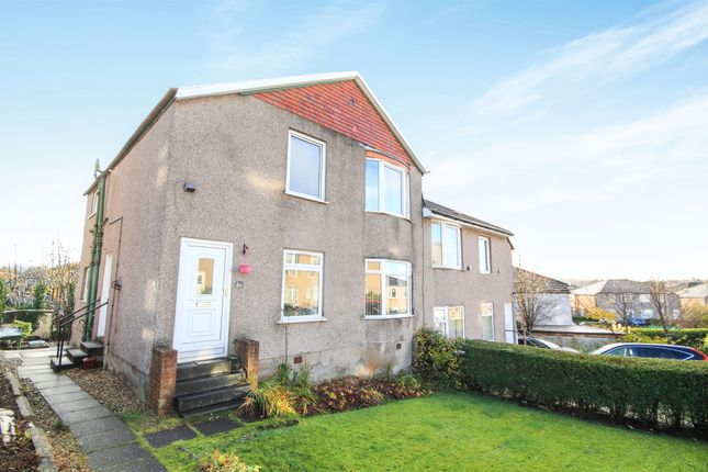 Thumbnail Flat for sale in St Blanes Drive, Rutherglen, Glasgow