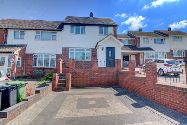 Thumbnail Semi-detached house for sale in Linden Close, Amington, Tamworth