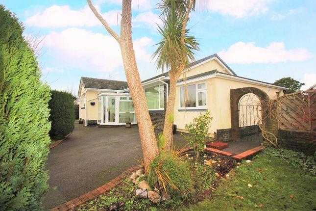 Thumbnail Detached bungalow for sale in Langdon Fields, Galmpton, Brixham