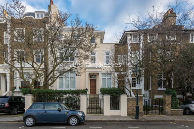 Thumbnail Flat to rent in Victoria Road, Kensington