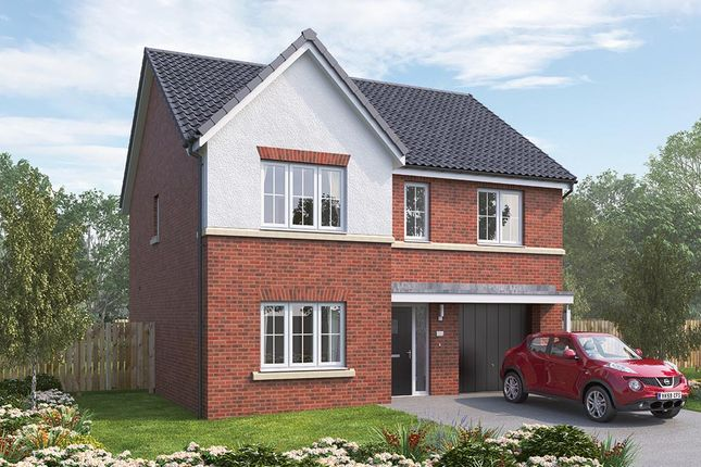 """Thumbnail Detached house for sale in """"The Sudbury"""" at Northgate Lodge, Skinner Lane, Pontefract"""