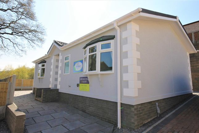 2 bed bungalow for sale in Park Avenue, Cambrian Residential Park, Culverhouse Cross, Cardiff CF5