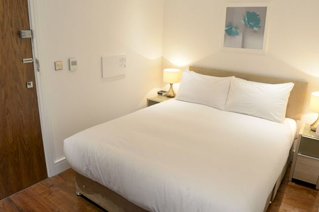 Thumbnail Flat to rent in Cannon Drive, London