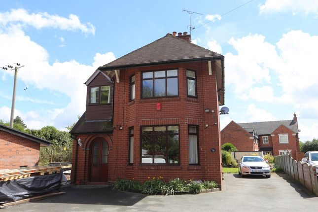 Thumbnail Detached house for sale in Caverswall Road, Blythe Bridge