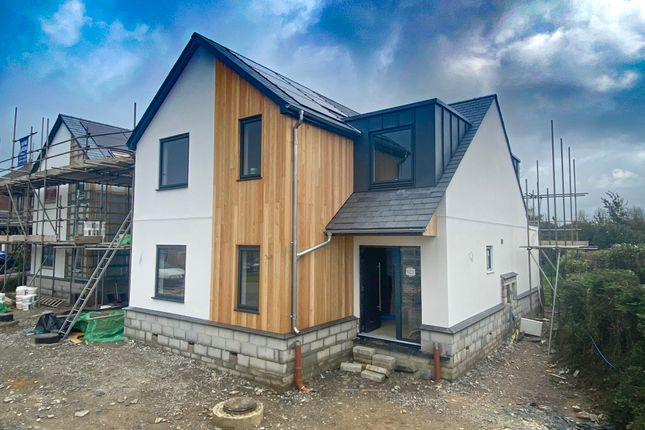 Thumbnail Detached house for sale in Lea Way, Bude