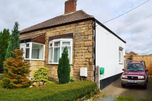 Thumbnail Bungalow for sale in Meadow Cottage Victoria Lane, Coundon, Bishop Auckland
