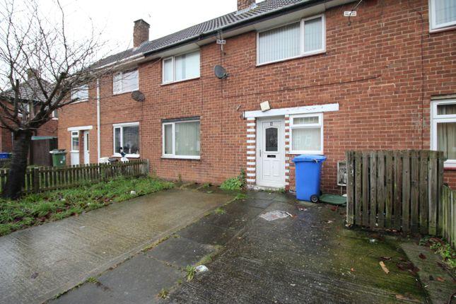 Front 2 of Ravensdale Grove, Blyth, Northumberland NE24