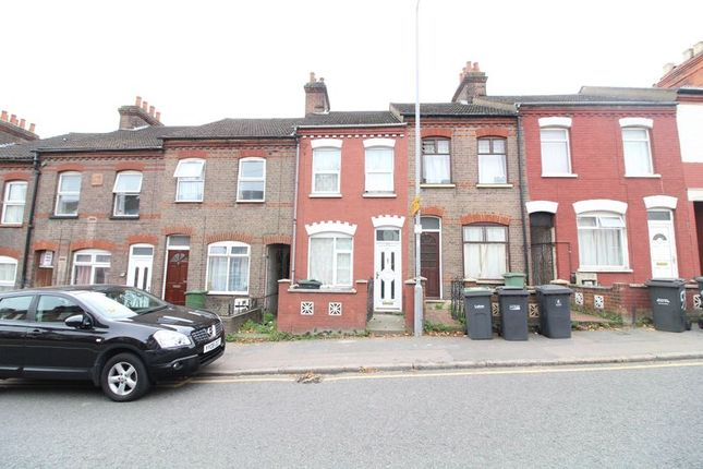 Thumbnail Terraced house for sale in Freehold Two Bed, Dallow Road, Luton
