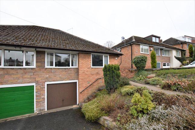 Thumbnail Semi-detached bungalow for sale in Greenhead Lane, Huddersfield