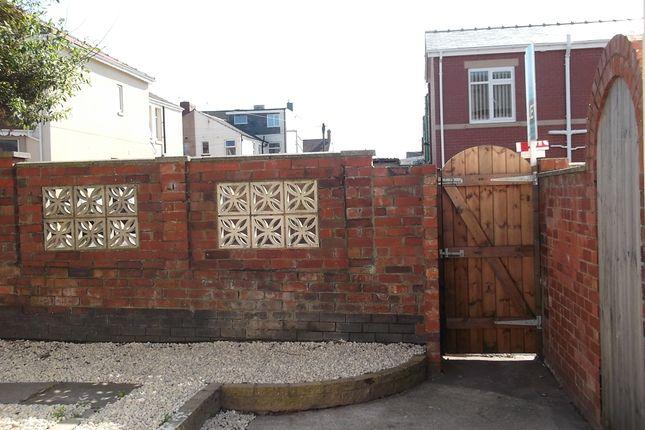 Thumbnail Duplex to rent in Keswick Road, Blackpool