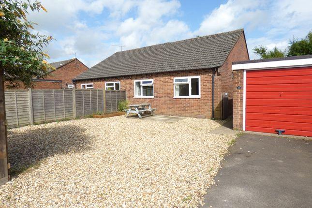 Thumbnail Semi-detached bungalow for sale in Wiltshire Close, Gillingham