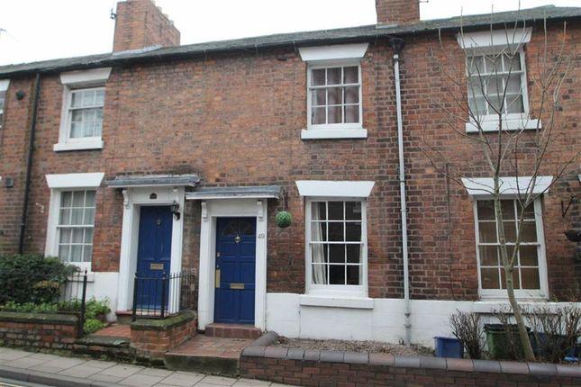 Thumbnail Terraced house for sale in New Street, Porthill, Shrewsbury
