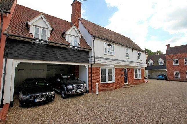 Thumbnail Detached house for sale in Stebbing, Great Dunmow, Essex