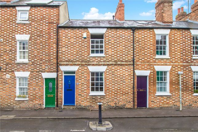 Thumbnail Terraced house for sale in Observatory Street, Oxford, Oxfordshire
