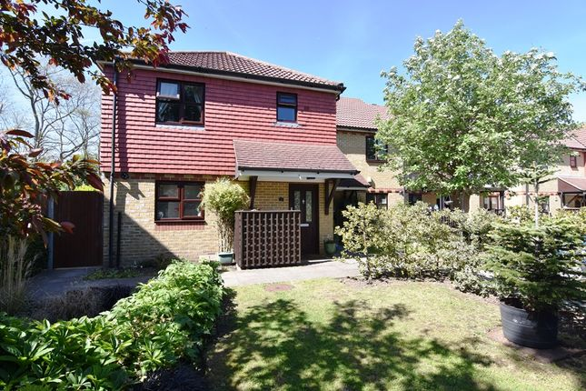 Thumbnail End terrace house for sale in Paston Close, Wallington