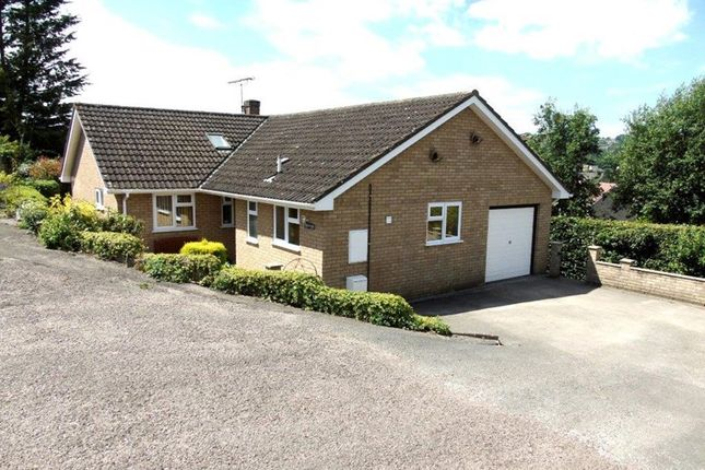 Thumbnail Bungalow for sale in Wesley Court, Whitecroft, Lydney, Gloucestershire